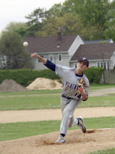 Tyler Marinaccio went the distance for Plainview JFK.