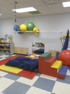MKSA provides playrooms that double as teaching locations.